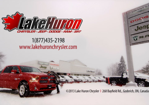 Lake Huron Chrysler