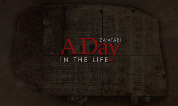 Zaatari: A Day in the Life